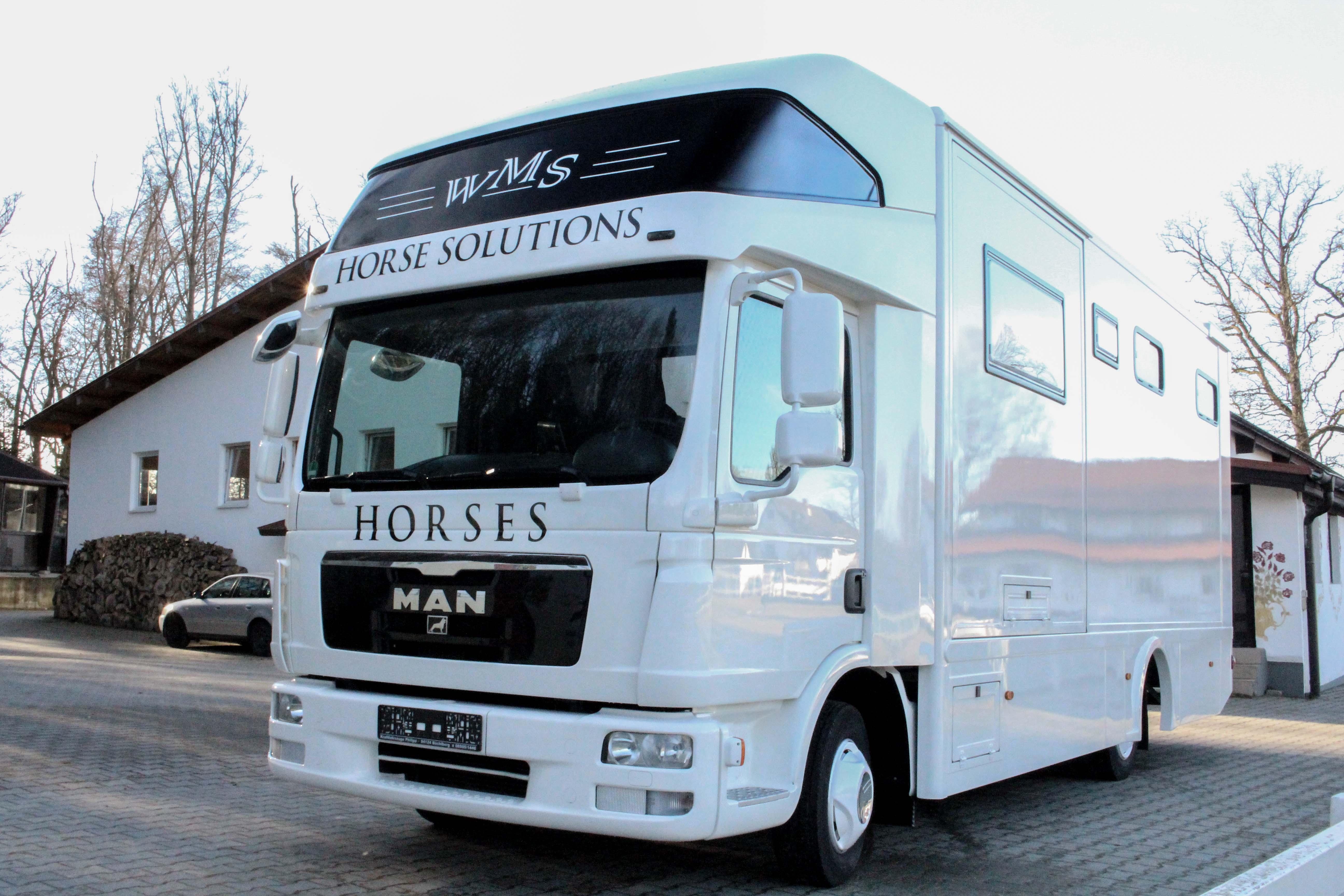 7 5 tonner wms horse solution. Black Bedroom Furniture Sets. Home Design Ideas
