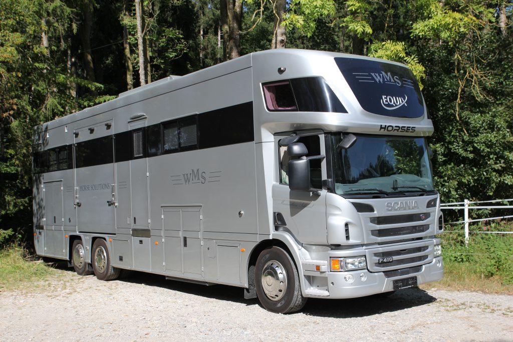 26 tonner wms horse solution. Black Bedroom Furniture Sets. Home Design Ideas