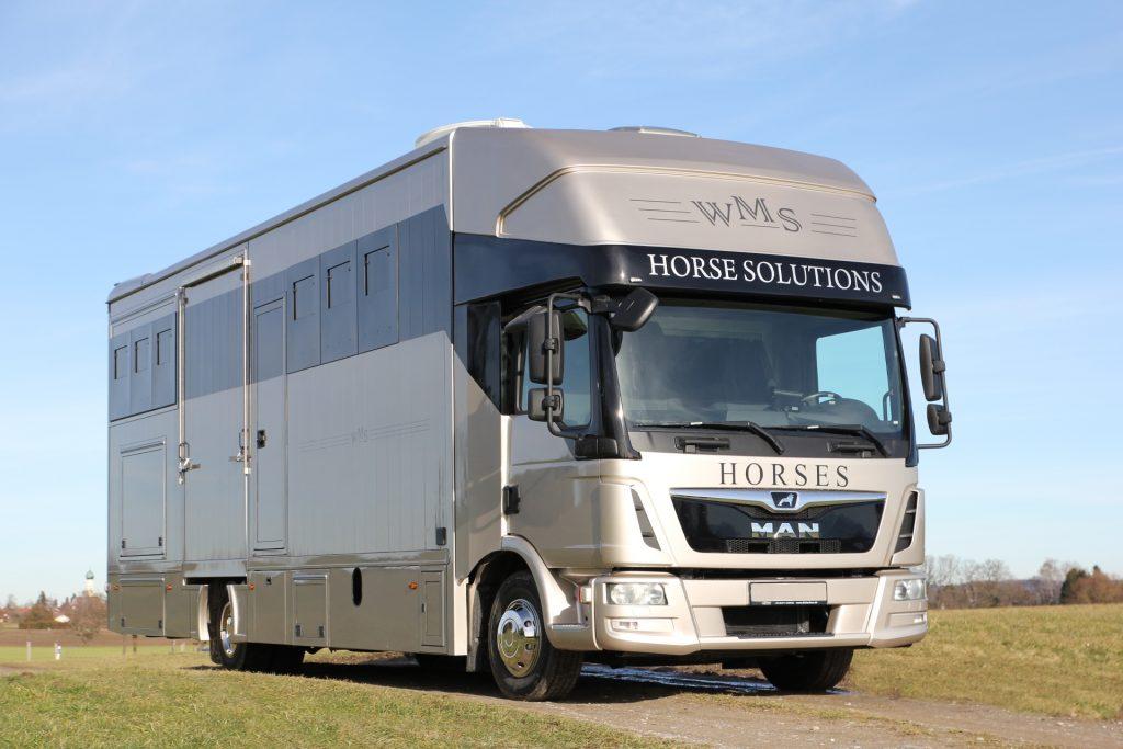 12 tonner wms horse solution. Black Bedroom Furniture Sets. Home Design Ideas